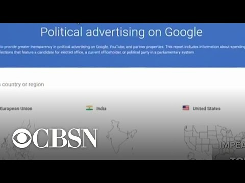 Google, YouTube removed more than 300 Trump campaign ads