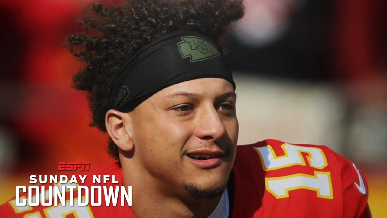 Patrick Mahomes Show Me Is The Hottest New Haircut In Kansas City Nfl On Espn
