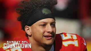 Patrick Mahomes' 'Show Me' haircut has grown in popularity throughout Kansas City | NFL on ESPN