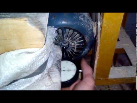 Циркулярка фуганок (ОБОРОТЫ на валах????) Измерение тахометром