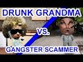 Angry Police Officer Jury Duty Scammer Phone Call - The Hoax Hotel