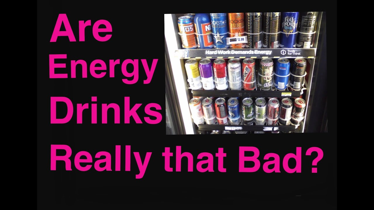 energy drinks 5 essay Among the pros of energy drinks are increased alertness and productivity, while the cons include weight gain and cardiovascular issues the consumption of energy drinks can also lead to unpleasant.
