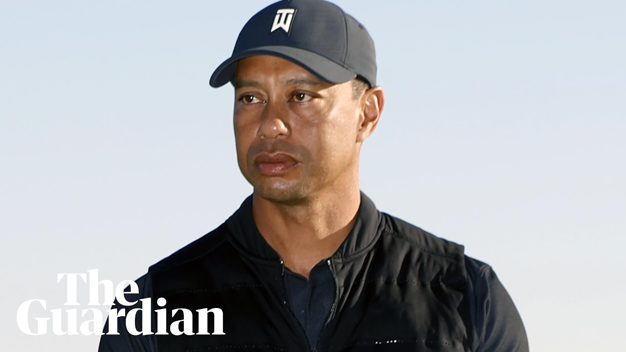 Tiger Woods driving at 87mph in 45mph zone at time of car crash, police say  | Tiger Woods