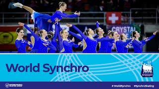 Rise by lifting others   #WorldSynchro