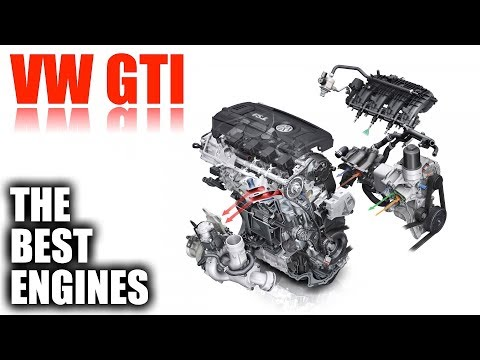 The Best Engines - Volkswagen GTI Turbo - YouTube