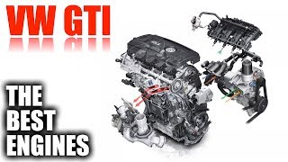 The Best Engines - Volkswagen GTI Turbo