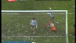 Argentina 3 Holanda 1 (Relato Jose Maria Muñoz) Mundial Argentina 1978 Los goles Argentina Campeon