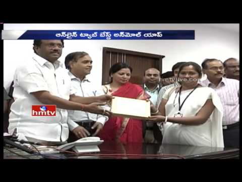 Telangana Govt Launches New Mobile App for Pregnant and Children Health   HMTV