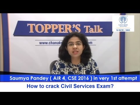 How to crack UPSC in first attempt: Tips from CSE Topper Saumya Pandey, (AIR 4, CSE 2016)