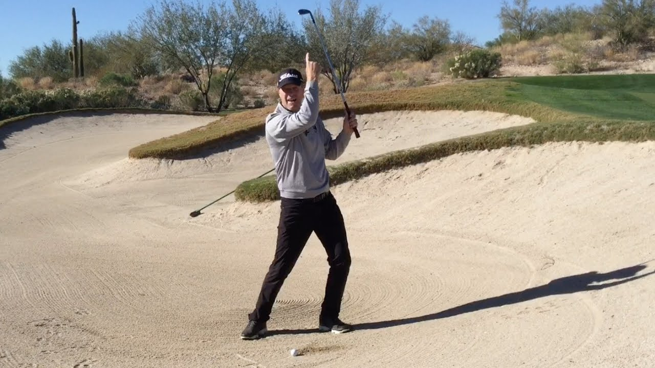Titleist Tips: How to Hit a Bunker Shot - 3 Tips to Control Distance