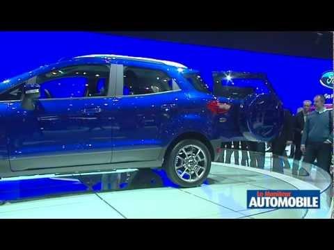 Salon de Genève: Ford Ecosport