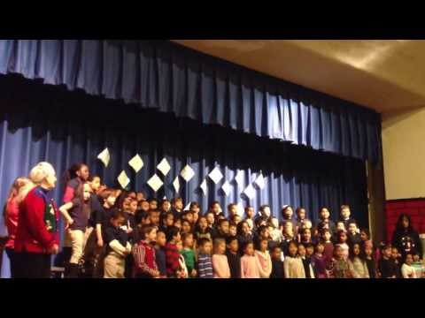 Holiday Concert 2013 Chandler Magnet School Worcester