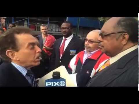 Pastor Manning attacked by gay rights (Sodomy)  activists