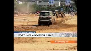 Toyota Fortuner Boot Camp by Autocar India