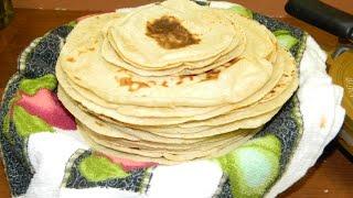 tortillas caseras de maseca