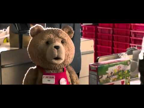 Ted 2 in shop