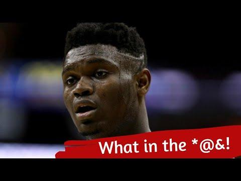 NBA Draft Lottery Results 2019    Atlanta Hawks Get SCREWED!!!