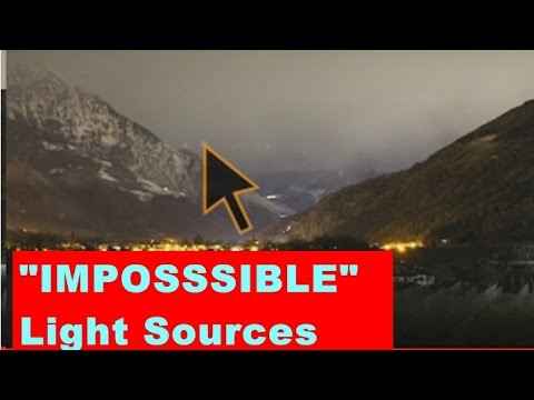 "Nibiru ""IMPOSSSIBLE"" Light Sources Filmed Live Via Webcams In Europe Planet X Update NEW"