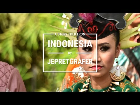 Tari Dayak Banjar Bakumpai, Barito Kuala - Pawai Budaya, Festival Pasar Terapung 2016