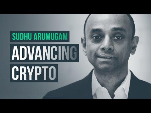 Advancing Crypto · Former Institutional Trader, Sudhu Arumugam