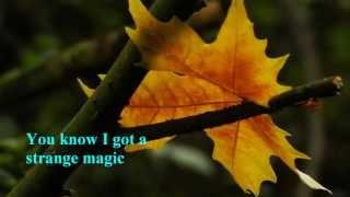 """Strange Magic"" is the soundtrack of 1980 musical film ""Xanadu"""