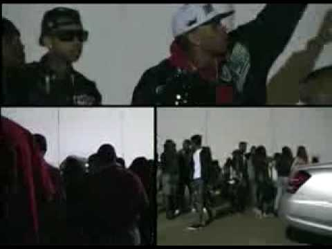 Chris Brown feat. Tyga - Holla At Me Behind The Scenes (Download Included)