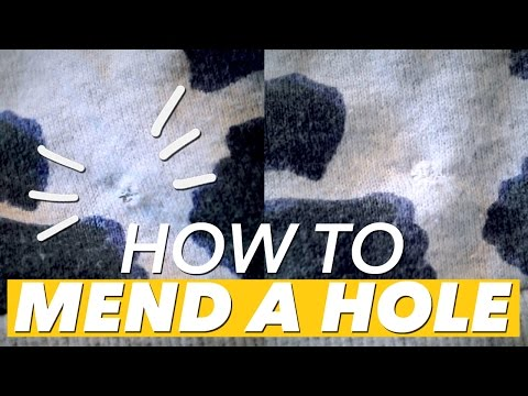 how-to-mend-a-small-hole-|-withwendy