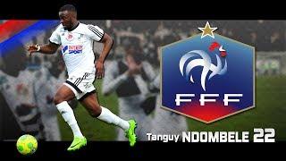 Tanguy Ndombele debut France U21 [HD] France U21- Kazakhstan U21 4-1