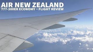 air new zealand takeoff