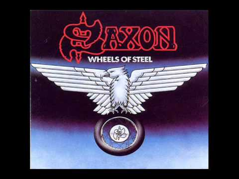 Saxon-Track 7-Street Fighting Man