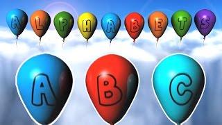 Alphabet Song Deutsch   -Kinderreimbild Sammlung in Deutsch für Kinder