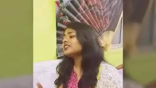 Gambar cover Oporadhi   Hindi Version   Female Version   Ek Samay Main to tere dil Se Jura   2018