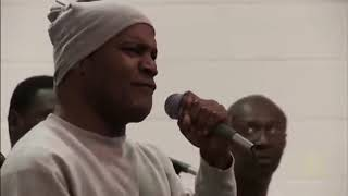 Archie Williams is finally home after 36 years in prison, watch him sing