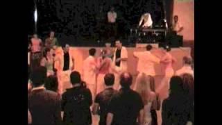 Salsa Show Rueda de Casino!