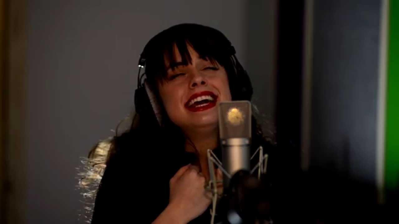 Lykke Kristine Moen live i studio Norsk versjon av 14G