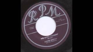 ROSCOE GORDON - NO MORE DOGGIN
