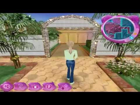 Игра - Барби Секретный Агент  Парижское Посольство