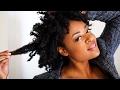 HOW TO DETANGLE 4C HAIR | NO COMB!!! | LaToya Codner