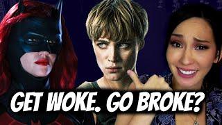 Hollywood FAILS With Progressive Message GET WOKE GO BROKE  Ep 104