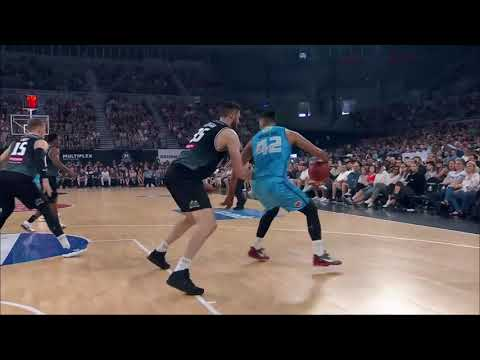 Tai Wesley with 25 Points vs. Melbourne United