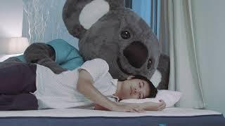 毎日忙しいあなたへ、コアラマットレスが安眠をお届けいたします。 thumbnail
