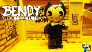 Build Our Machine Song Lego Bendy And The Ink Machine