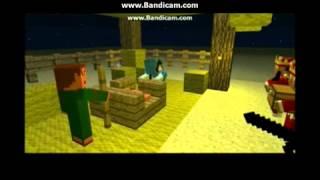 The Birth of Christ-A Minecraft Animation