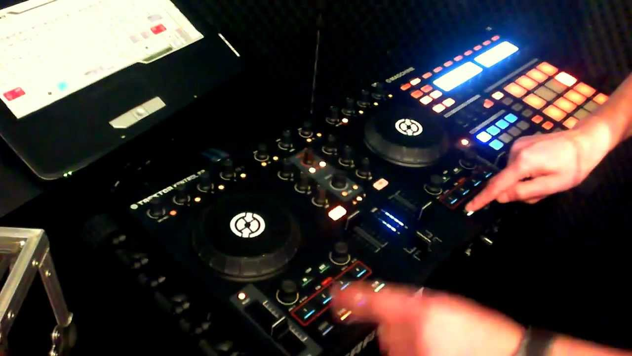beaubryte djtt kontrol s2 mapping with some handy features for rh youtube com traktor s2 manual español traktor s2 manual español