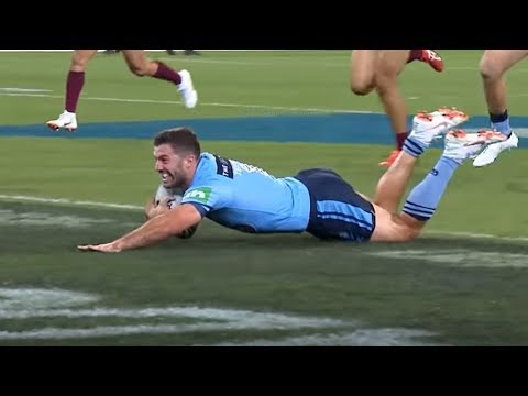 State of Origin Highlights: NSW v QLD - Game I 2018