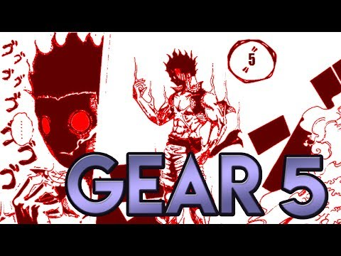 LE GEAR 5 DE LUFFY | ONE PIECE THÉORIE