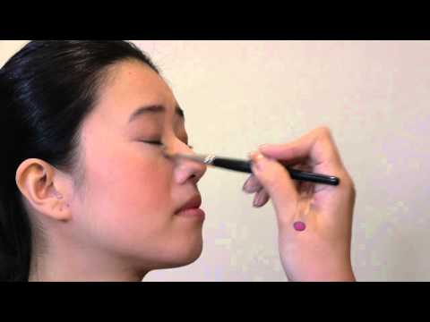 What Makeup Looks Good With White Skin & Black Hair? : Makeup Styles & Tricks