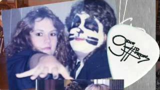 "my entry in ""THE ULTIMATE KISS FAN"" contest!"