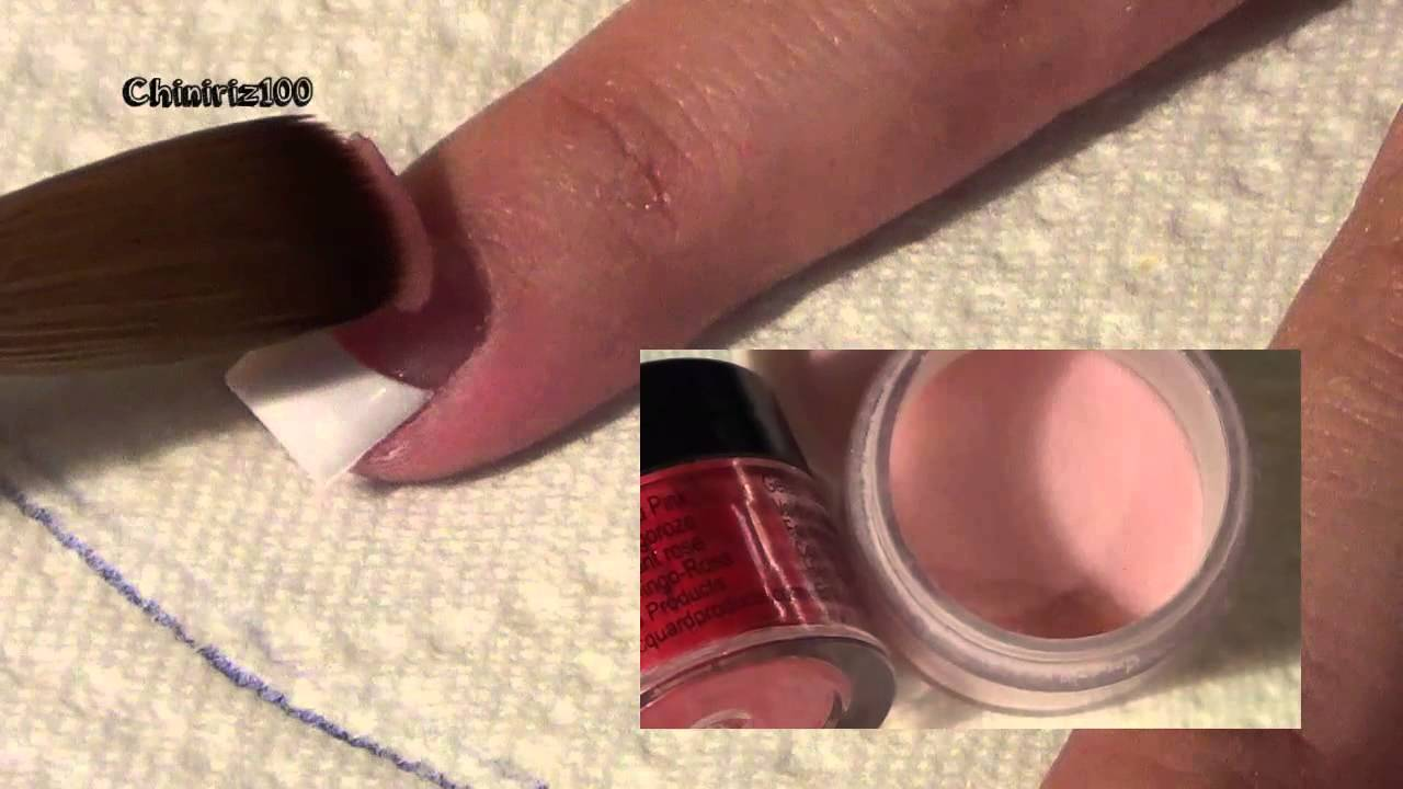 Step by step white french acrylic nails youtube step by step white french acrylic nails solutioingenieria Gallery