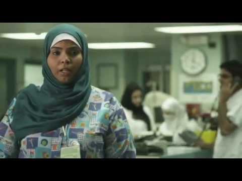 Saudi Nurses at King Faisal Specialist Hospital & Research Centre KFSH&RC